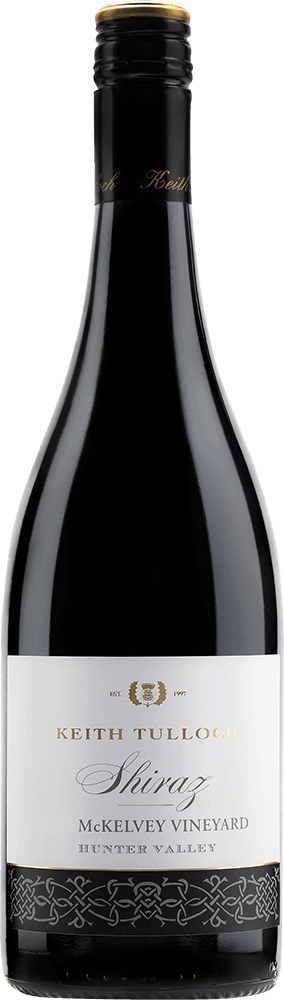 Keith Tulloch McKelvey Vineyard Shiraz Hunter Valley