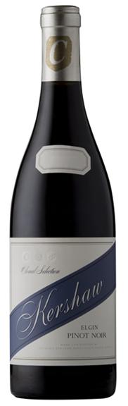 Kershaw Clonal Selection Elgin Pinot Noir