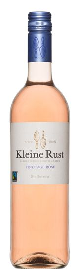 Kleine Rust Fairtrade Pinotage Rose
