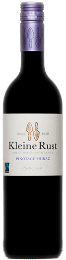 Kleine Rust Fairtrade Pinotage Shiraz