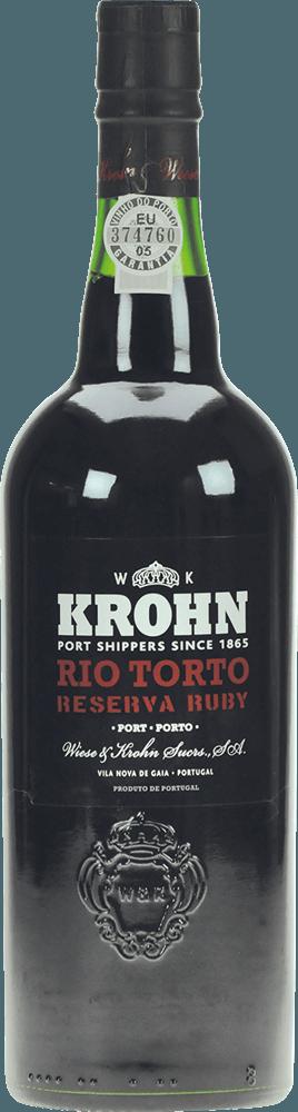 Krohn Rio Torto Reserva Port NV
