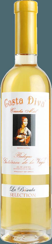 La Bascula Casta Diva Moscatel Alicante