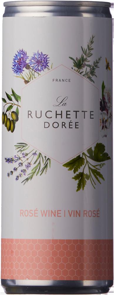 La Ruchette Doree Rose 25cl Can