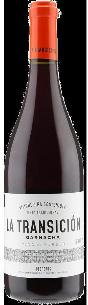 La Transicion Garnacha  vino de pueblo Cebreros