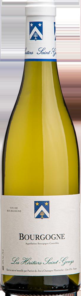 Les Heritiers Saint-Genys Bourgogne Blanc