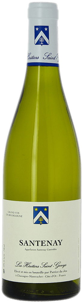 Les Heritiers Saint-Genys Santenay Blanc