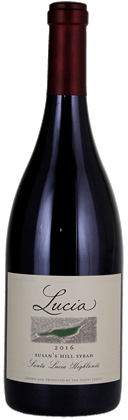 Lucia Garys Vineyard Syrah Santa Lucia Highlands Pisoni Vineyards