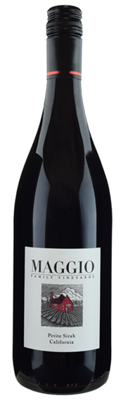 Maggio Old Vines Petite Sirah Oak Ridge Winery