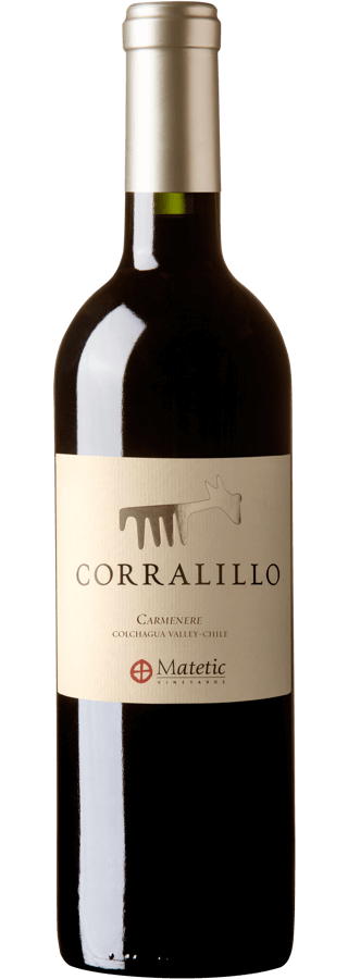 Matetic Vineyards Corralillo Carmenere