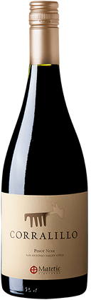 Matetic Vineyards Corralillo Pinot Noir