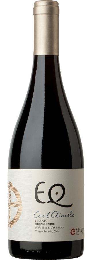 Matetic Vineyards EQ Cool Climate Syrah