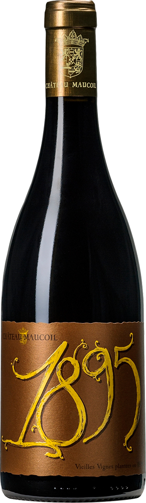 Chateau Maucoil Cotes du Rhone Villages Cuvee 1895