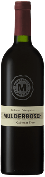 Mulderbosch Selected Vineyards Cabernet Franc Stellenbosch