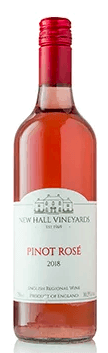 New Hall Vineyards Pinot Noir Rose