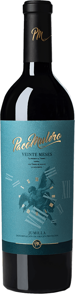 Paco Mulero Monastrell 20 Meses (previously Blue Label)