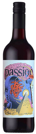 Passion by Punks Shiraz Cabernet Some Young Punks