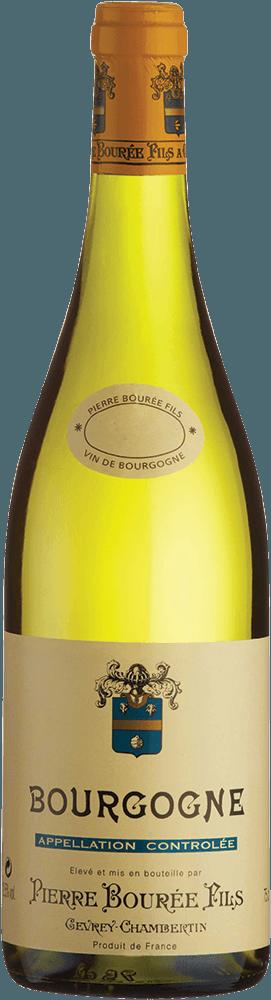Pierre Bouree Bourgogne Blanc