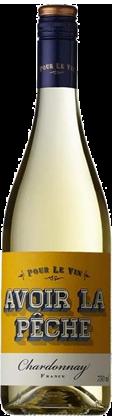 Pour Le Vin Avoir La Peche Chardonnay