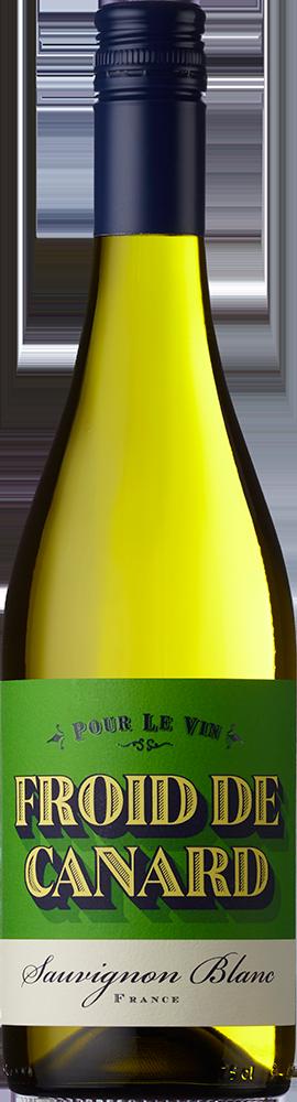 Pour Le Vin Froid de Canard Sauvignon Blanc Vin de France