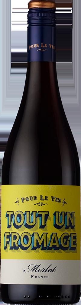 Pour Le Vin Tout un Fromage Merlot Pays d'Oc