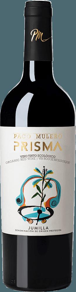 Prisma Organic Monastrell Paco Mulero