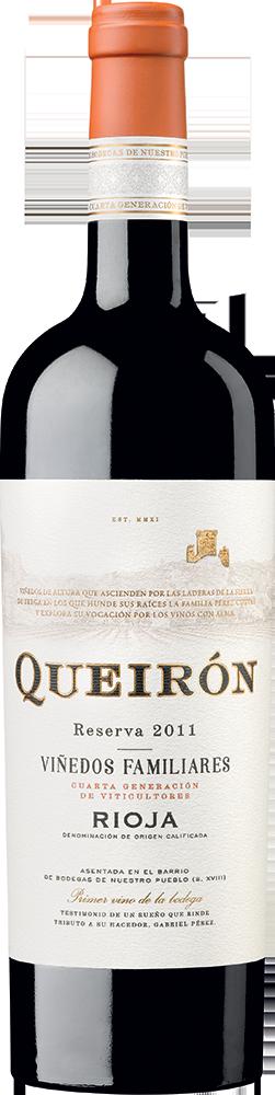 Queiron Reserva Vinedos Familiares Rioja