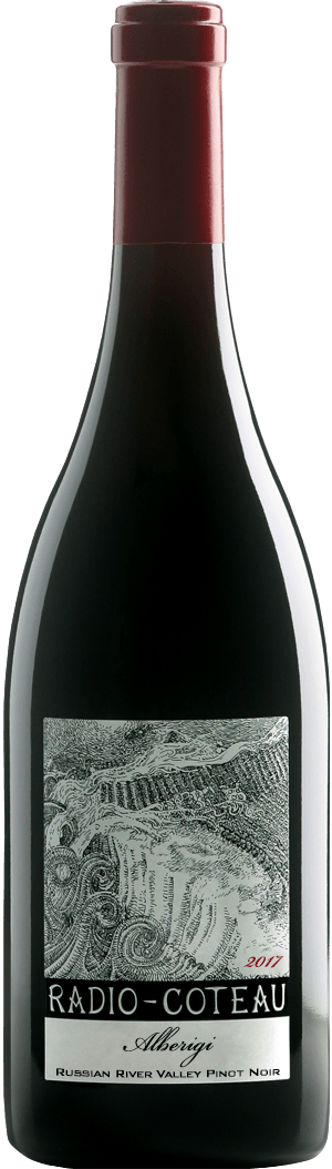 Radio-Coteau Alberigi Vineyard Pinot Noir Russian River Valley