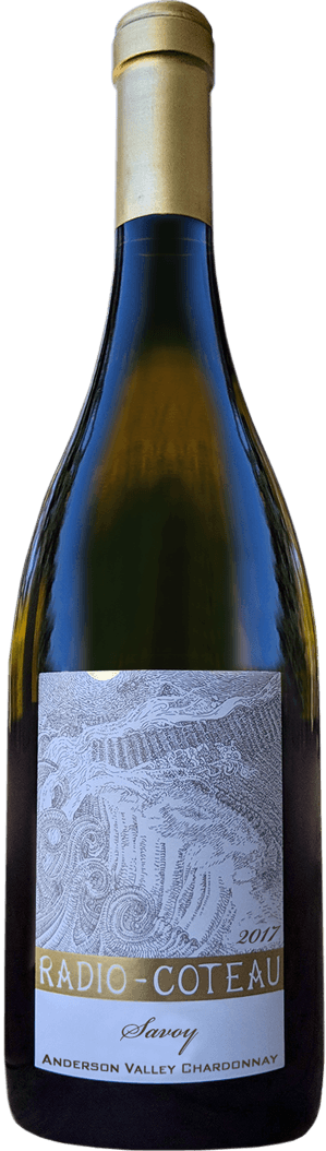 Radio-Coteau Savoy Vineyard Chardonnay Anderson Valley