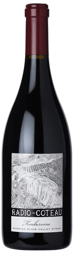 Radio-Coteau Timbervine Syrah Russian River Valley