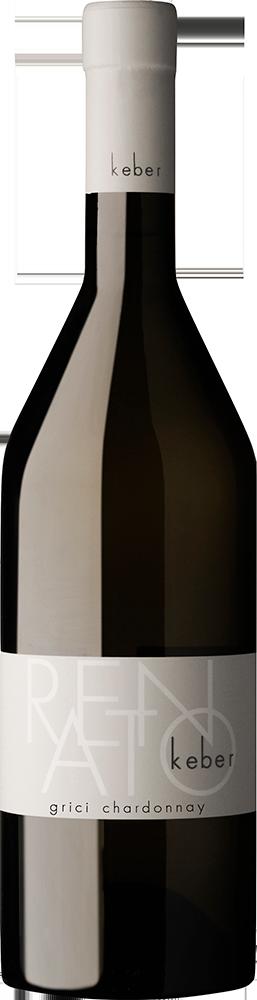 Renato Keber Collio Chardonnay Grici Riserva