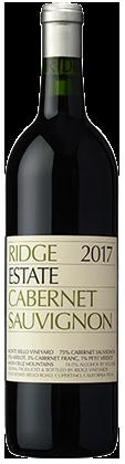 Ridge Vineyards Estate Cabernet Sauvignon