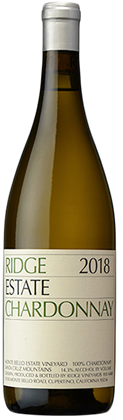 Ridge Vineyards Estate Chardonnay