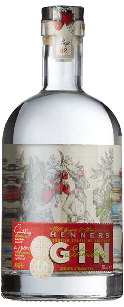 Rude Mechanicals Henners English Summer Gin NV