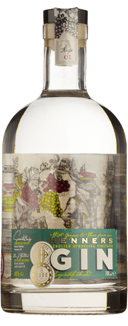 Rude Mechanicals Henners Gin NV