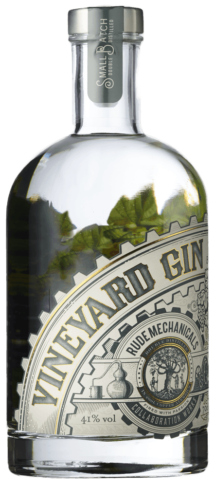 Rude Mechanicals Vineyard Gin