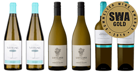 Sommelier Wine Awards 2019 Gold Medal Winners Whites Mixed Case