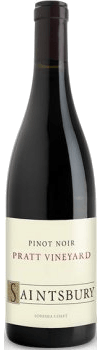 Saintsbury Pratt Vineyard Pinot Noir Sonoma Coast
