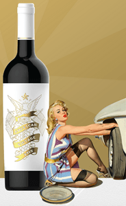 Secret Indulgence American Vintage Red Blend California