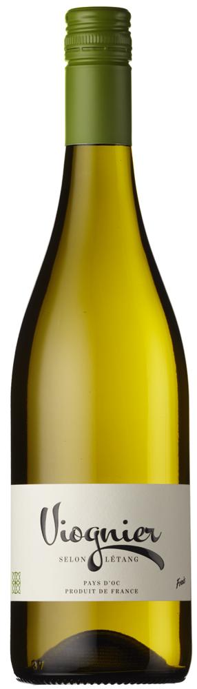 Selon Letang Viognier Vin de France