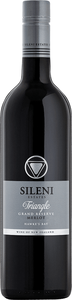 Sileni Estates The Triangle Grand Reserve Merlot Hawke's Bay