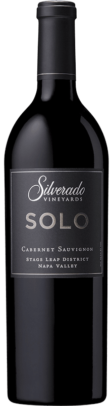 Silverado Vineyards Solo Cabernet Sauvignon Stags Leap District
