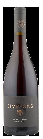 Simpsons Wine Estate Kent Rabbit Hole Pinot Noir