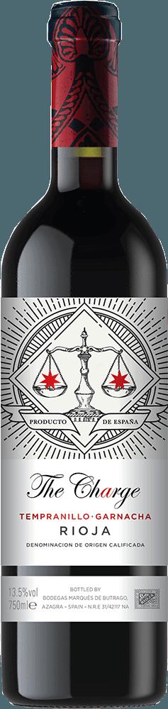 The Charge Tempranillo Garnacha Rioja