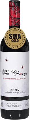 The Charge Tempranillo Garnacha Rioja