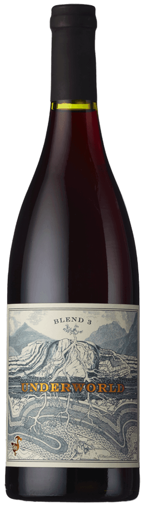 The Underworld Blend No.3 Grenache Durif Carignan Mourvedre Coastal Region