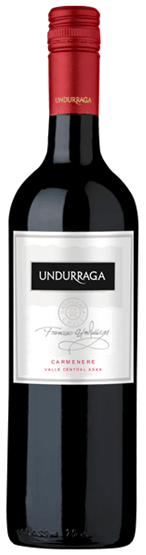 Undurraga Carmenere Central Valley Chile