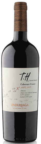Undurraga TH Terroir Hunter Cabernet Franc Maipo