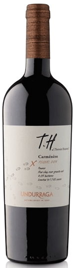 Undurraga TH Terroir Hunter Maule Cachapoal Valley Carmenere