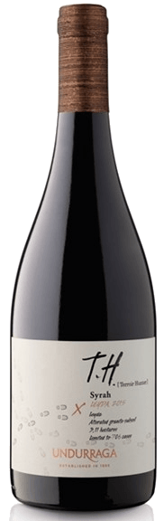 Undurraga TH Terroir Hunter Syrah Leyda Valley Chile