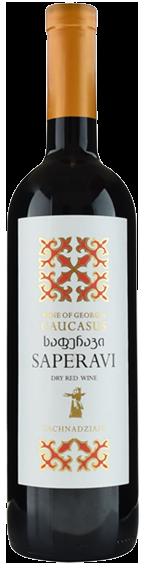 Vachnadziani Winery Kakheti Saperavi Georgia